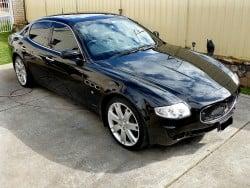 Black Car Detailers
