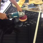 Paint Correction Correction Training Using Buffers
