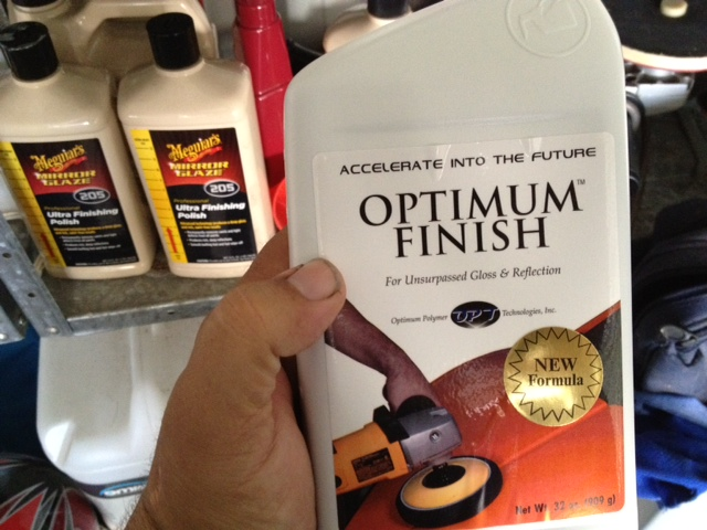 Optimum Finish