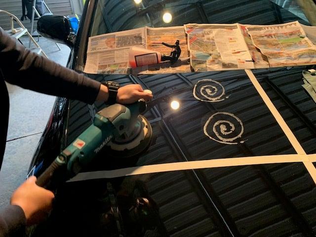 Workshops in Paint Correction Courses Brisbane