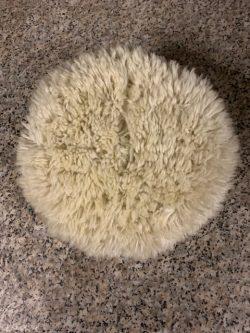 Wool Buffing Pad